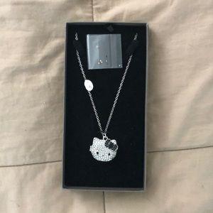 NWOT Hello Kitty Sanrio locket